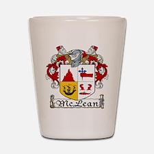 McLean Coat of Arms Shot Glass