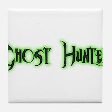 Unique Ghost hunters Tile Coaster