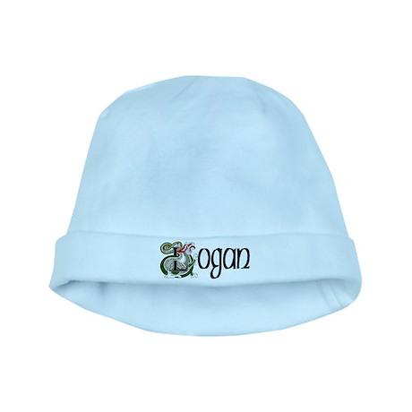 Logan Celtic Dragon baby hat