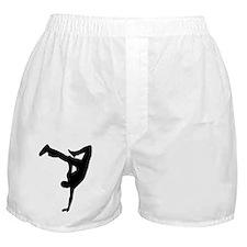 Break dance Boxer Shorts