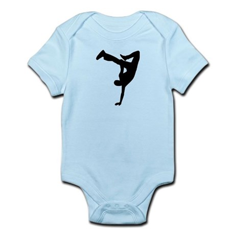 Break dance Infant Bodysuit