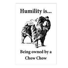 Owned by a Chow Chow Postcards (Package of 8)