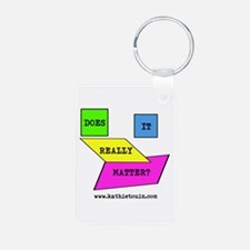 Does It Really keychain