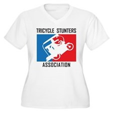 Tricycle Stunters Association T-Shirt