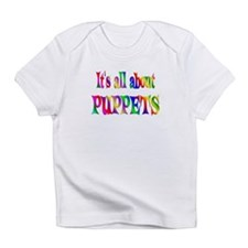 About Puppets Infant T-Shirt