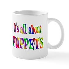 About Puppets Mug