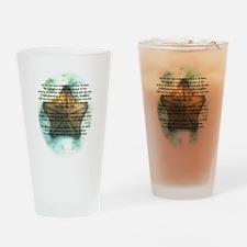 Starfish Wisdom Drinking Glass