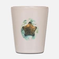 Starfish Wisdom Shot Glass
