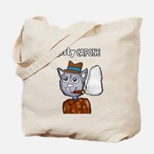 Kitty Capone Tote Bag
