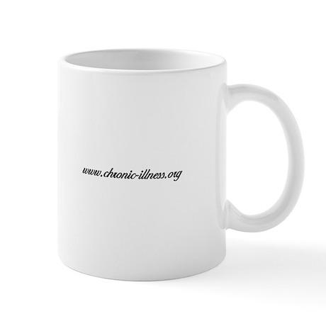 Chronic Condition Quote Mug