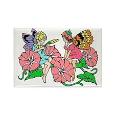 Flower Fairies Rectangle Magnet