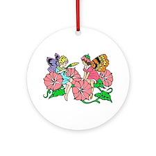 Flower Fairies Ornament (Round)