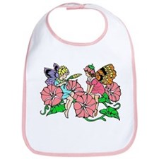 Flower Fairies Bib