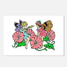 Flower Fairies Postcards (Package of 8)