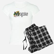 Maguire Celtic Dragon Pajamas