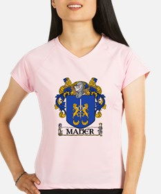 Maher Coat of Arms Women's Sports T-Shirt