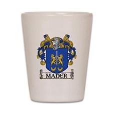 Maher Coat of Arms Shot Glass