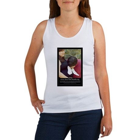 Oz Kidd-Ward poster #8 Women's Tank Top