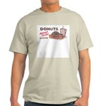 Donuts Ash Grey T-Shirt