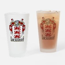 McMahon Coat of Arms Pint Glass