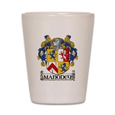 Mahoney Coat of Arms Shot Glass