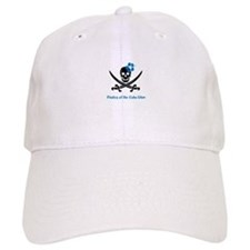 Cute Tropical island Baseball Cap