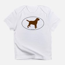 Chocolate Lab Outline Infant T-Shirt