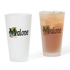 Malone Celtic Dragon Pint Glass