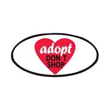 Adopt Don't Shop Patches