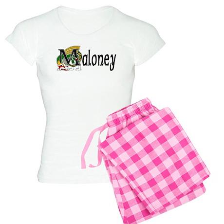 Maloney Celtic Dragon Women's Light Pajamas