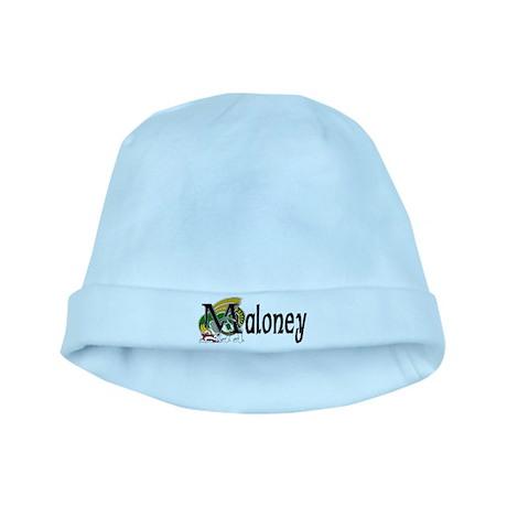 Maloney Celtic Dragon baby hat