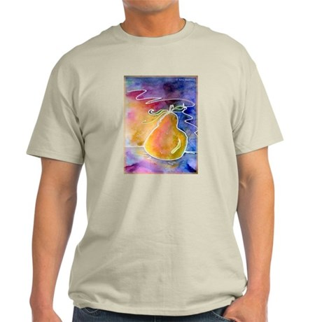 Pear, bright, art, Light T-Shirt