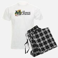 McManus Celtic Dragon Pajamas