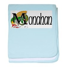 Monahan Celtic Dragon baby blanket