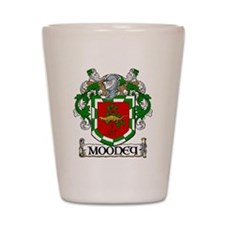 Mooney Coat of Arms Shot Glass