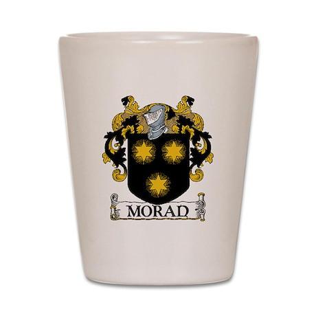 Moran Coat of Arms Shot Glass