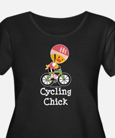 Cycling Chick T