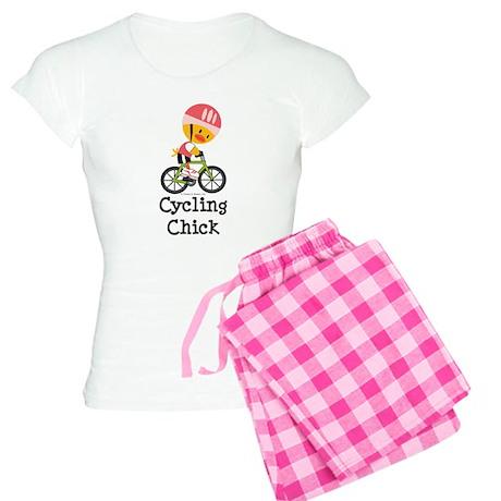 Cycling Chick Women's Light Pajamas