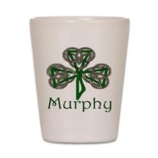 Murphy Shamrock Shot Glass