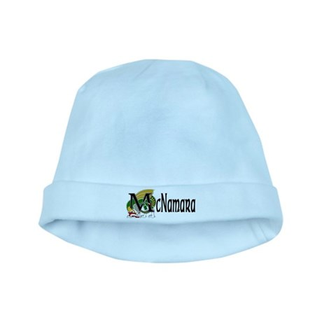 McNamara Celtic Dragon baby hat
