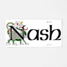 Nash Celtic Dragon Aluminum License Plate