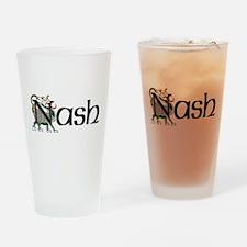 Nash Celtic Dragon Pint Glass
