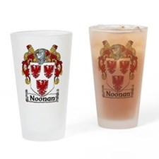 Noonan Coat of Arms Pint Glass