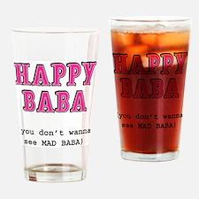 Happy Baba... Pint Glass