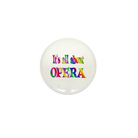 About Opera Mini Button (100 pack)