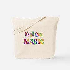About Magic Tote Bag