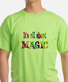 About Magic T-Shirt