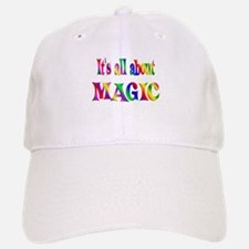 About Magic Baseball Baseball Cap