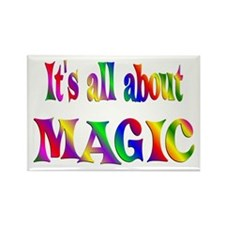About Magic Rectangle Magnet (100 pack)