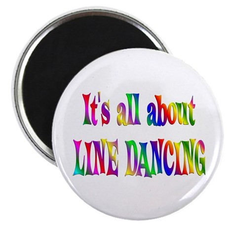 About Line Dancing Magnet